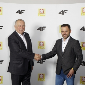 Polish Athletics Association and 4F for four more years